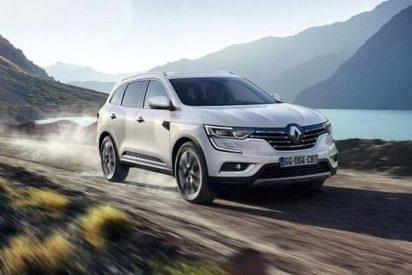 Renault Koleos 2016, una gran paso adelante