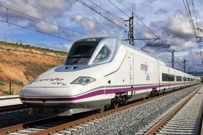 El AVE arranca 2016 con un crecimiento del 10,8% en el número de viajeros transportados