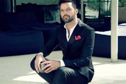Ricky Martin no se hace el 'sueco' y ya tiene nuevo novio
