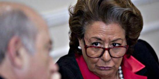 Una grabación telefónica de Rita Barberá mantiene en vilo a todo el PP