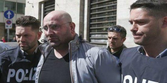 El peligroso mafioso detenido por un policía disfrazado de pizzero