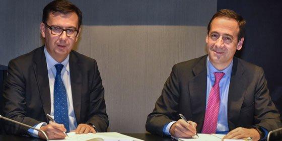 CaixaBank y el BEI firman un acuerdo de 600 millones de euros para financiar proyectos empresariales