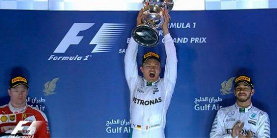 Inexplicable enfado con Movistar+ por emitir un anuncio durante el GP de Bahréin