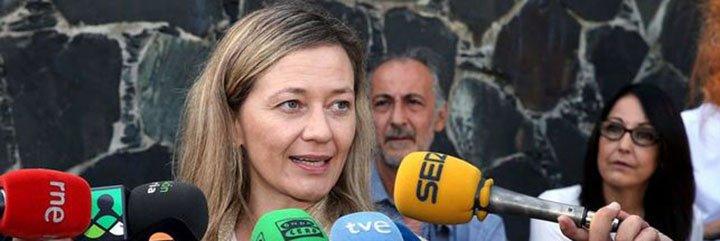El Tribunal El Supremo investigará a la juez Rosell, la 'Miss Aeropuerto' de Podemos, por cohecho y prevaricación