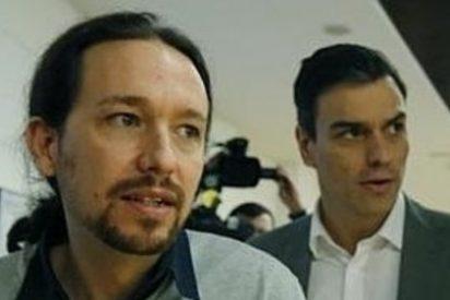 La 'izquierda gamberra' humilla nuevamente al PSOE