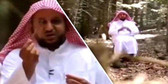 """Los consejos del terapeuta saudí sobre cómo """"disciplinar mujeres"""" a palos"""
