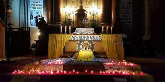 Buscando algo más en la Iglesia de San Antón