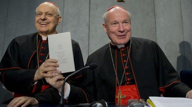 """Cardenal Schonborn: """"Algo ha cambiado en el discurso eclesial"""""""