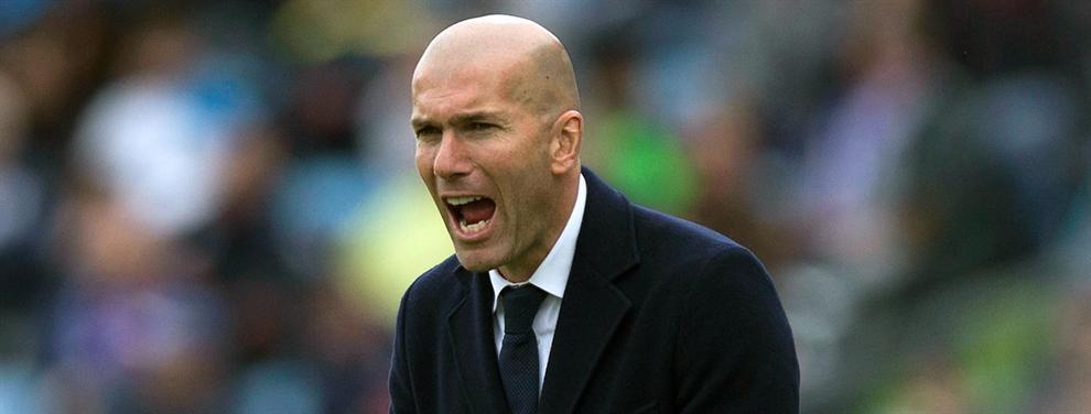 Si Benzema y CR7 no llegan al City, Zidane lo tiene todo pensado (y aprovechará)