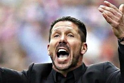 Cholo Simeone fue expulsado por Mateu Lahoz y podría perderse todo lo que queda de Liga