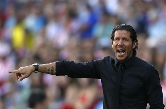 """Simeone tiene las claves del triunfo: """"Intensidad, velocidad y contacto"""""""
