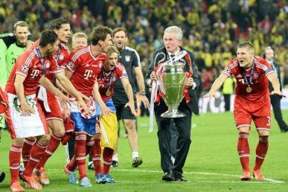 Sólo el Bayern de Pep Guardiola puede ganar el triplete este año