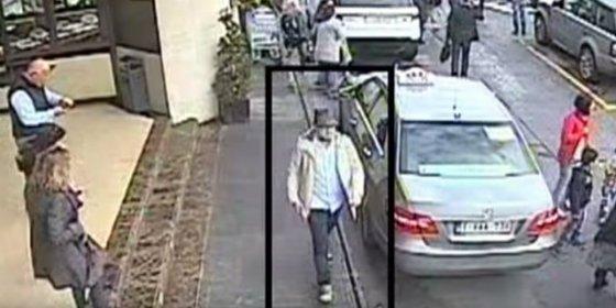 Así escapa el 'terrorista del sombrero' tras la matanza en Bruselas-Zaventem