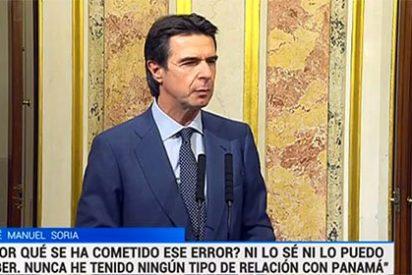 """Se cuela un revelador """"a tomar por culo"""" en la pieza sobre la dimisión de Soria de la oficial y pública TVE"""