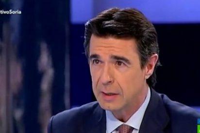 El adiós del ministro José Manuel Soria