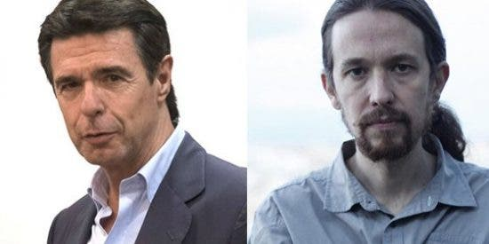 Soria dimite por pardillo mientras los listos de Podemos siguen sin explicar los dineros de Venezuela