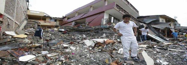 Terremoto en Ecuador: No les dejemos de lado