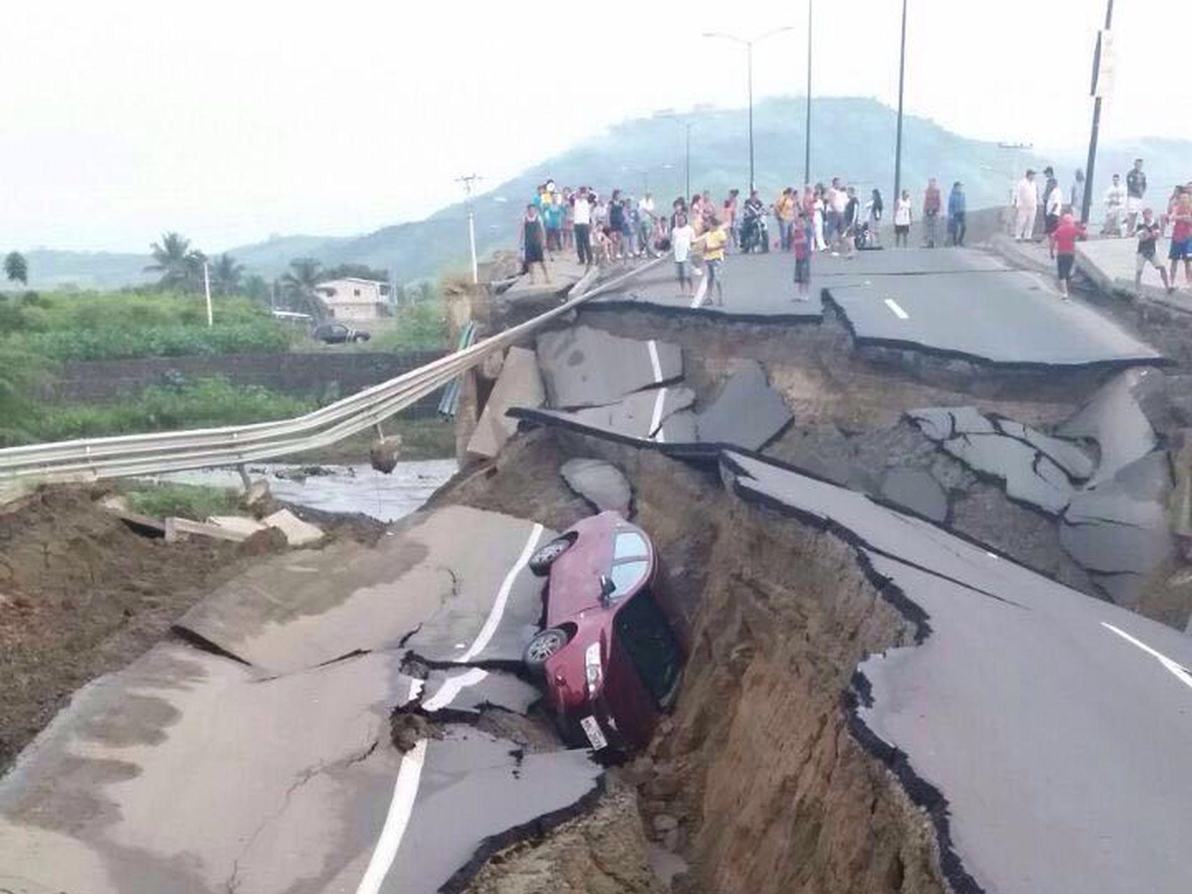 El terremoto en Manabí nos está despertando