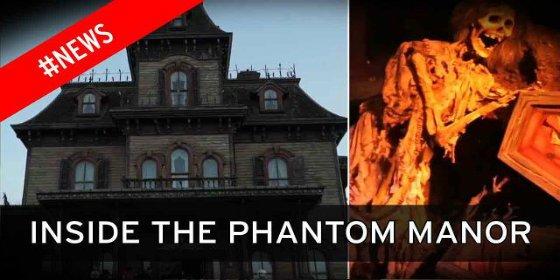 El misterio del muerto en la 'casa del terror' de Disneyland París
