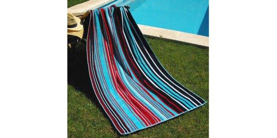 ¿Cómo elegir y cuidar las toallas de playa?