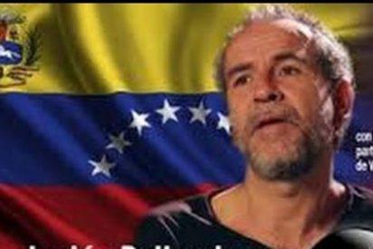 """El mamarracho de Willy Toledo se une a Maduro y también llama """"basura"""" a Rajoy"""