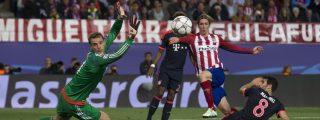 """Cholo Simeone: """"La primera mitad estuvimos cerca de la mejor versión del equipo"""""""