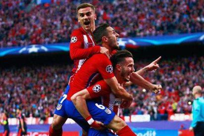 Un gran Saúl, el palo y Oblak dan la ventaja al Atlético