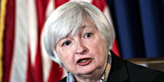 Janet Yellen: La Fed mantiene los tipos de interés, pero deja abierta la puerta a una subida de tipos en junio