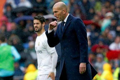 Zidane acepta a regañadientes la solución al problema James-Isco