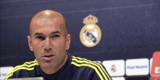 Zidane desvela (a medias) quién será el sustituto de Cristiano ante el Rayo