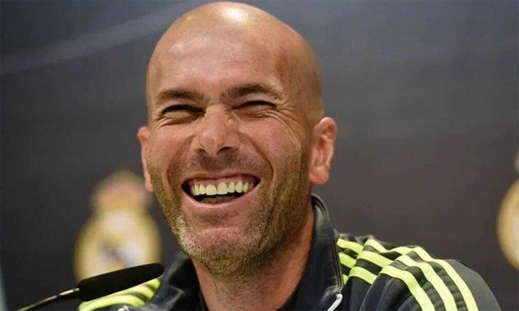 """Zinédine Zidane: """"Lo único positivo d ela eliminatoria contra el Manchester City es que jugamos la vuelta en casa"""""""