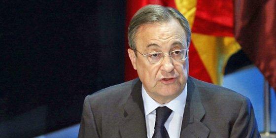 ACS aprueba en junta dar a Florentino Pérez un puesto más en el consejo