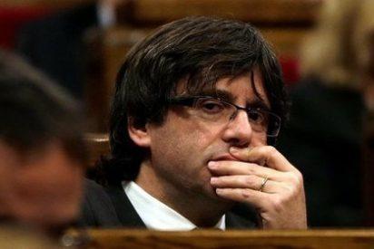 Los antisistema de la CUP fuerzan a Puigdemont a subir los impuestos en Cataluña