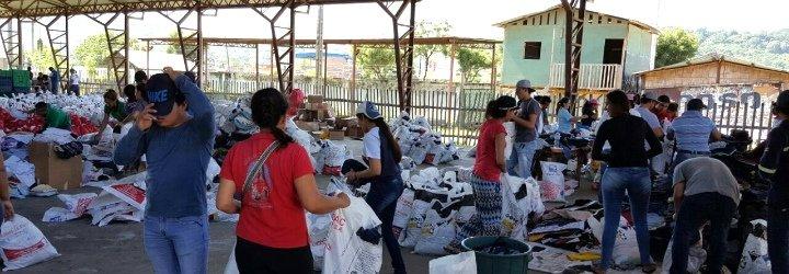 """Ecos del terremoto de Ecuador: """"Es como estar en una zona de guerra"""""""