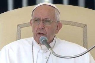 """Francisco, rotundo: """"Ignorar a los pobres es despreciar a Dios"""""""