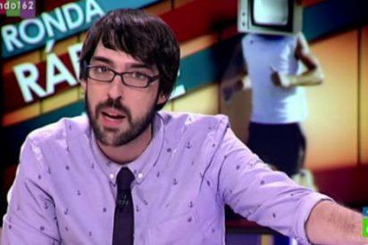 El zapeador Quique Peinado confiesa que su 'político favorito' es el socialista Eduardo Madina