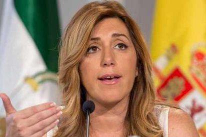 """Susana Díaz manda mensaje a Podemos: """"¿No somos el cortijo y la casta?"""""""