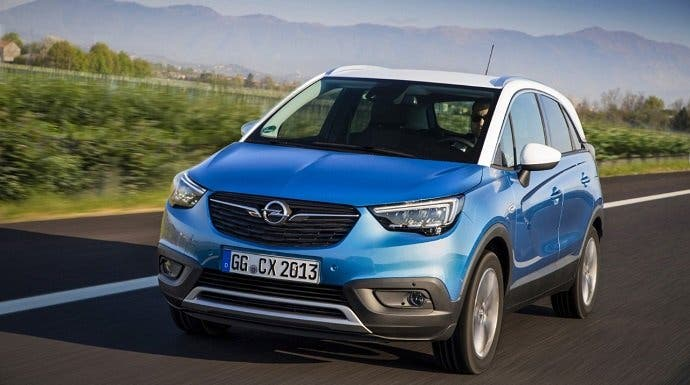El Opel Crossland X se suma a la tendencia del GLP