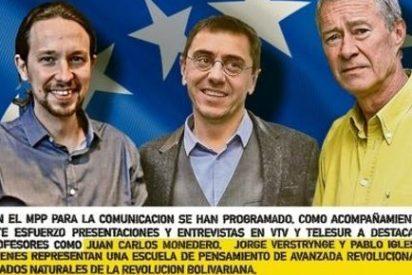 La Fundación de Podemos no declaró ni la mitad de los 7 millones que le dio Hugo Chávez