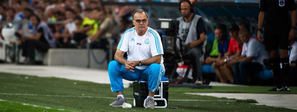 A Marcelo Bielsa le sale un pretendiente para entrenar en la Premier League