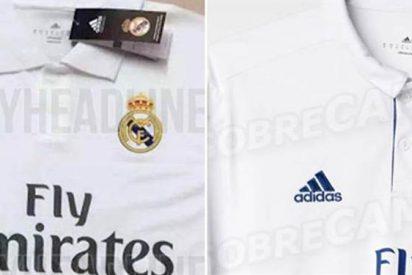 A vueltas con la camiseta del Real Madrid 2016-17: ¿Cuál es la verdadera?