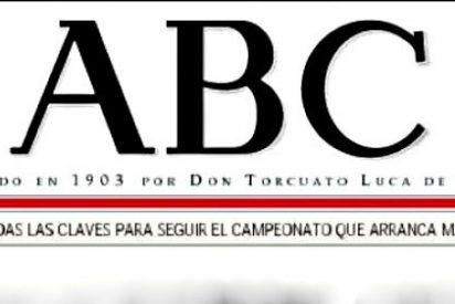 """""""La verborrea de Iglesias se ha quedado muda ante la publicación de ABC"""""""
