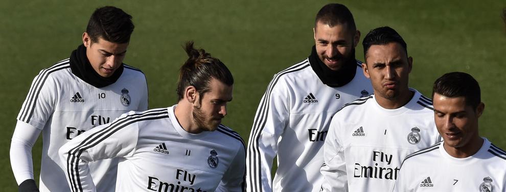 Alarma en el Real Madrid: la verdad de las lesiones de Navas y Bale
