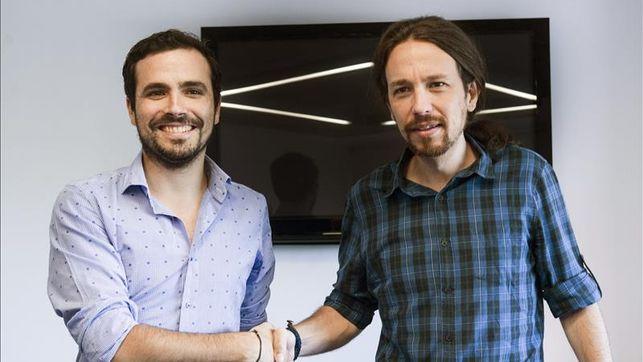 SONDEO 'EL PAÍS': La coalición Podemos-IU desplaza al PSOE de la segunda posición