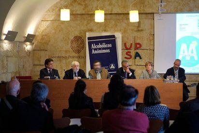 La UPSA acoge el 81 Aniversario de Alcohólicos Anónimos