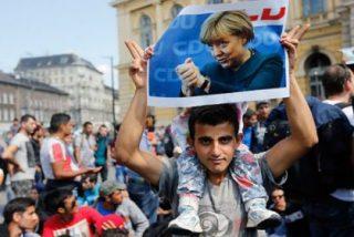 Alemania ofrece a los refugiados trabajos pagados a 1€ la hora