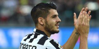 Alvaro Morata da la Copa de Italia a la Juventus en la prórroga