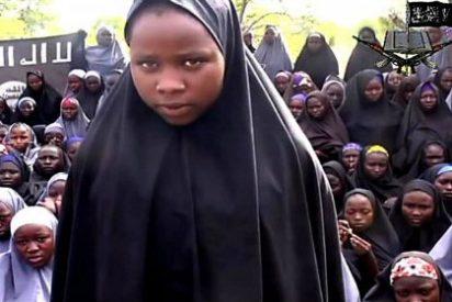 Aparece en un bosque con un bebé la primera de las 276 niñas secuestradas por Boko Haram