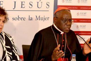 """Cardenal Sarah: """"Hay un plan para destruir la familia y el matrimonio"""""""