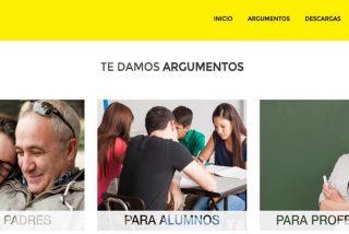 """""""Aprende a enfocar"""", campaña en Valencia por la clase de Religión"""
